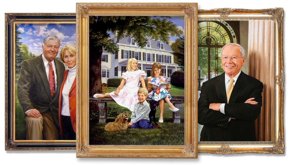 Hess Portrait Studio Examples